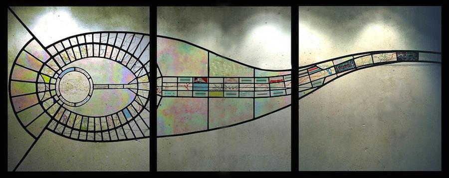 """""""Las rutas del genio (The Routes of Genie)"""" 2004"""